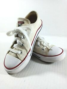 Converse Little Kids Shoes Chuck Taylor All Star Model 7J256 Size 10