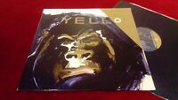 YELLO - YOU GOTTA SAY YES TO ANOTHER EXCESS - ORIGINAL UK LP