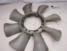 Mitsubishi Delica L400 94- 2.8 4M40 engine coolant radiator viscous fan blades