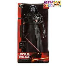 Authentic Disney Star Wars The Force Awakens Kylo Ren Talking Figure 36cm