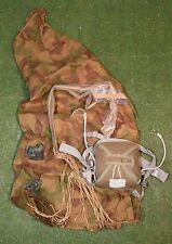 1/6 SCALE CAMO PARACHUTE FOR DRAGON DREAMS DID WW II GERMAN