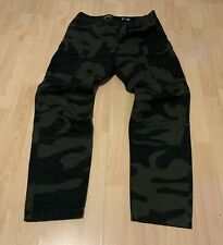 Men's G-Star Raw Rovic Loose Cargo Combat Camouflage Trousers