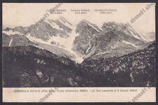 TORINO CERESOLE REALE 39 LEVANNE - GRAND HOTEL Cartolina Ed. GENTA 8 B C 310333