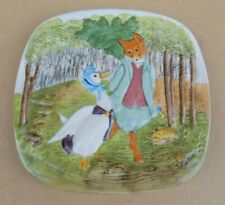 BESWICK Beatrix Potter Collector Plate