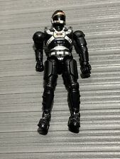 New listing Power Rangers Turbo Phantom Ranger Double Shifter 1997 Figure Black