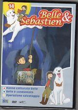 dvd BELLE E SEBASTIEN HOBBY & WORK numero 14