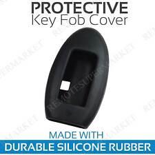Remote Key Fob Cover Case Shell for 2014 2015 2016 Infiniti QX60 Black