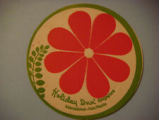 BEER Coaster <*> HOLIDAY INN Hotel ~ SINGAPORE ~ See STORE for 1000s More Items+