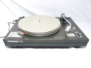 Kenwood KD-3070 Direct Drive Turntable  Tested Working