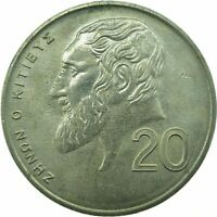 Cyprus, 20 MILS Coin, 1998       #WT22630