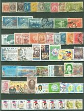 Collection C15 Philippines mint/used Flag UPU
