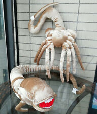 "2X Alien Broken Chest 43"" & Facehugger 18"" Plush Toy Chestburster Lifesize Doll"
