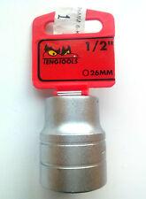 Teng Outils m1205266-c prise 26mm 6pnt avec 1.3cm MOTEUR 74314600