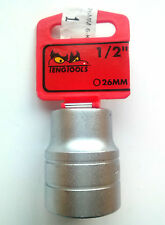 TENG herramientas m1205266-c Enchufe 26mm 6pnt with Unidad de 1.3cmcm 74314600
