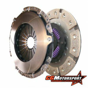 CG Dual Friction Clutch Kit for Fiat 500 1.2 Engine Code 169A4000