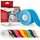 Proworks 5m Kinesiology Tape | Sports Physio Knee Shoulder Body Muscle Support <br/> Water Resistant ¦ Latex Free ¦ 5cm x 5m Roll