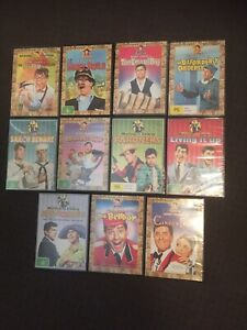 11 x JERRY LEWIS DVDS - Brand New Still Sealed