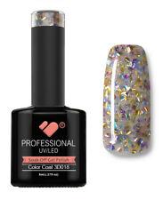 3d-018 VB Line Multicolour Under Water Glitter - GEL Nail Polish Super Mega