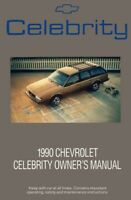 1990 Chevrolet Celebrity Owners Manual User Guide