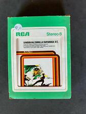 Cassetta Stereo 8 RCA, Sandokan Zorro la Tartaruga