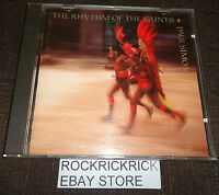 PAUL SIMON - THE RHYTHM OF THE SAINTS -10 TRACK CD- (MADE IN GERMANY)