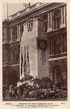 Honour to the Glorious Dead, Cenotaph, Whitehall, London