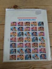 USA Rock and Roll/Rhythm and Blues full mint sheet 29 cents stamps 1993