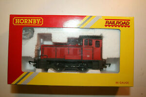 A++ Hornby OO R3283 Bagnall 0-4-0DH Diesel Shunter - Excellent Boxed Tested