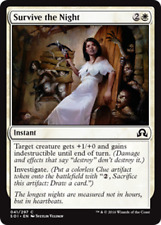 4 SURVIVE THE NIGHT ~mtg NM Shadows Over Innistrad Com x4
