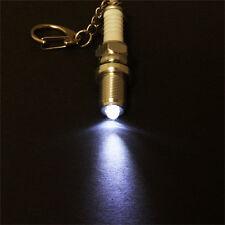 Ricambi auto portachiavi con portachiavi candela portachiavi a LED WQ