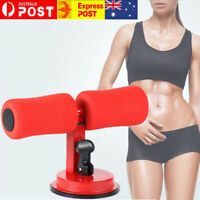 Self-suction Sit Up Bar  Abdominal Curl Exercise Fitness Muscle Training Aids