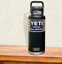 Yeti Rambler Bottle 36 oz - Black (Free Shipping)