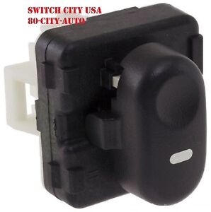 OEM Buick Century Regal Rear Passenger Power Window Switch  10256582