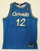 DWIGHT HOWARD Autographed Orlando Magic Rookie Authentic Jersey UDA LE 112