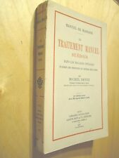 Dentz Manuel de massage Le traitement manuel suédois dans les maladies internes