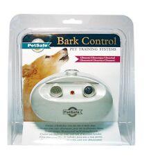 PetSafe Stationary Indoor Bark Control Ultrasonic Correction Execessive Barking
