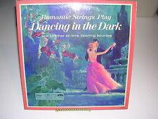 Romantic Strings Play Dancing in the Dark Reader's Digest RCA Custom VG / VG