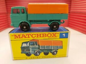 Matchbox Series  No. 1, Mercedes Truck,  Superb Condition.