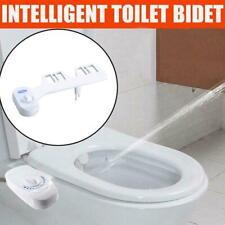 Toilet Seat Attachment Fresh Water Spray Non Electric Bidet New Mechanical H6Q7