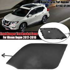 Front Bumper Tow Bracket Cover Cap For Nissan Rogue 17-19 #622A0-6FL0H US STOCK