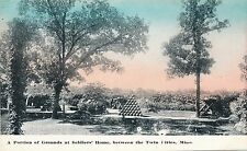 TWIN CITIES MN – Portion of Grounds at Soldiers Home Between the Twin Cities