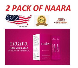 Jeunesse Naara Collagen Nutrients Skin Care Drink Top Quality - 2 Box/30packets