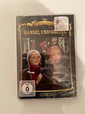 HÄNSEL UND GRETEL ( Märchen Klassiker ) Original deutsche DVD Neu und Ovp