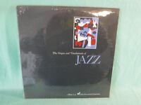 Follett Educational Corp. The Origins And Development Of Jazz, L25, 1968, SEALED