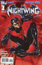 NIGHTWING #1 2ND PRINT DC COMICS THE NEW 52 DICK GRAYSON OLD ROBIN BATMAN