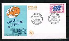 PREMIER JOUR  03.01.63 CONSEIL DE L EUROPE