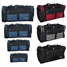 Reisetasche Sporttasche Tragetasche Schultertasche 55 - 85 cm 6 Fächer 4 Farben