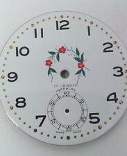 Eaglestar-Arnex pocket watch dial for UT-6498 mov. 38.6 mm