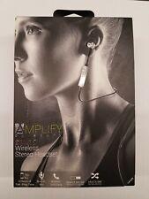 Amplify By Aduro Sbn90 Wireless In Ear Stereo Headset Built In Mic