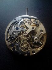 Chronometre-Chronographe. Pocket watch movement